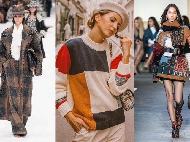 Őszi divat trendek 2019